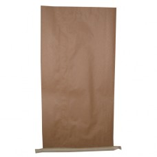 13x8x33 Brown Paper Sacks 3ply