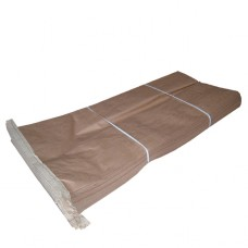 13x4x25 Brown Paper Sacks 2ply